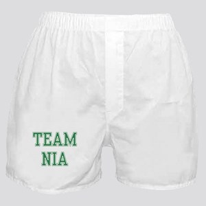 TEAM NIA  Boxer Shorts