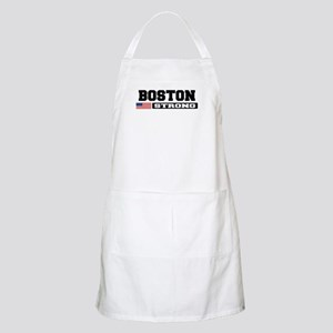 BOSTON STRONG U.S. Flag Apron
