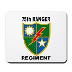 75TH RANGER REGIMENT Mousepad