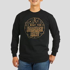 Kobayashi Maru Long Sleeve Dark T-Shirt