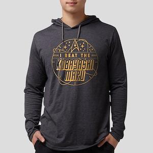Kobayashi Maru Mens Hooded Shirt