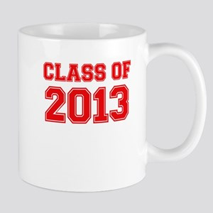 CLASS OF 2013 VARSITY RED Mug