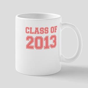 CLASS OF 2013 VARSITY PINK Mug