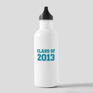 CLASS OF 2013 VARSITY BLUE Water Bottle