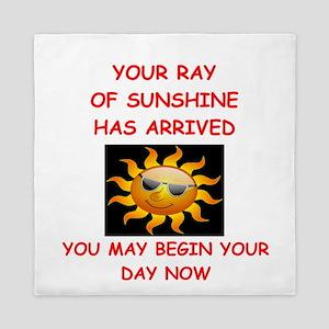 sunshine Queen Duvet