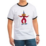 Clown Ringer T-Shirts