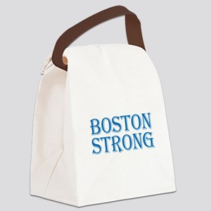 Boston Strong Refined Canvas Lunch Bag
