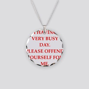 offend Necklace