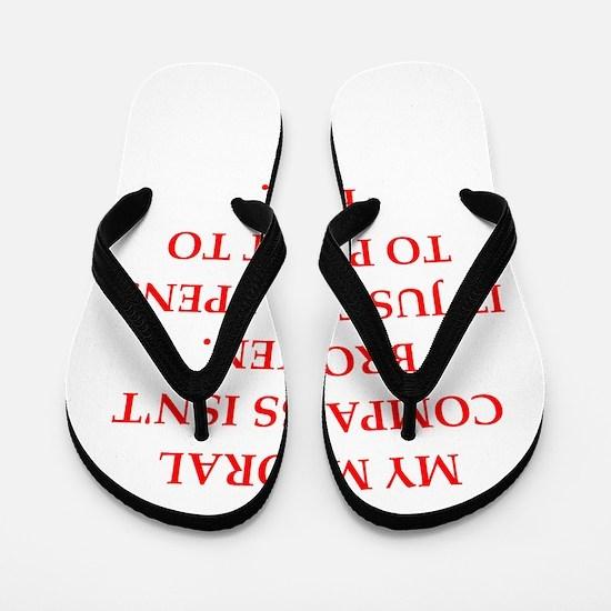 immoral Flip Flops