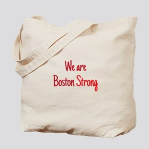 We are Boston Strong HW Tote Bag