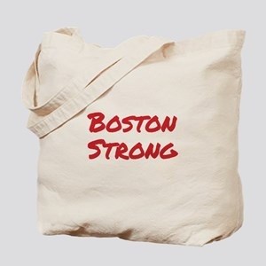 Boston Strong Sharpie Tote Bag
