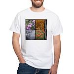 White T-Shirt - midwest seasons