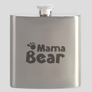 Mama Bear Flask