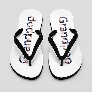 Grandpop Stars and Stripes Flip Flops