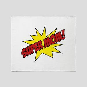 Super Mom! Stadium Blanket