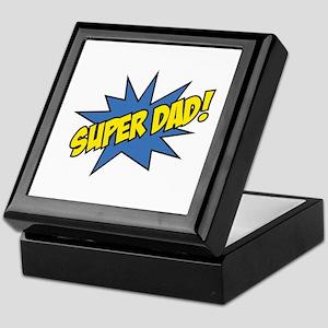 Super Dad! Keepsake Box