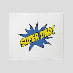 Super Dad! Stadium Blanket