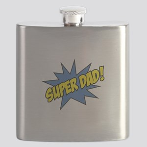 Super Dad! Flask