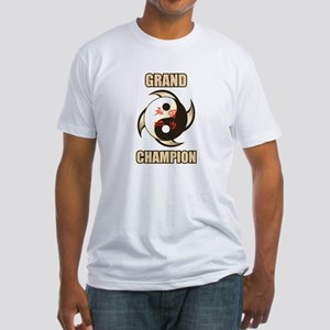 Grand Championc Fitted T-Shirt