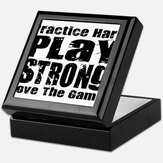 Play Strong Workout Keepsake Box