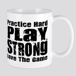 Play Strong Workout Mug