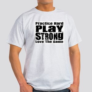 Play Strong Workout T-Shirt