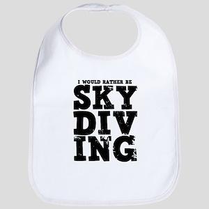 'Rather Be Skydiving' Bib