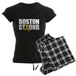 Boston Strong Ribbon Pajamas