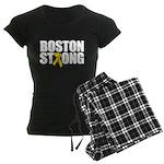 Boston Strong Ribbon Pajamas
