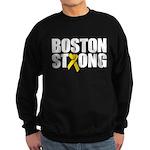 Boston Strong Ribbon Sweatshirt