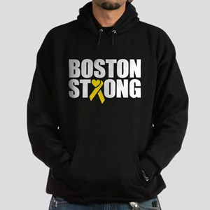 Boston Strong Ribbon Hoodie