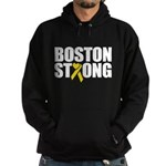 Boston Strong Ribbon Hoodie