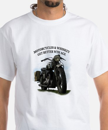 oldtimer motorcycle T-Shirt