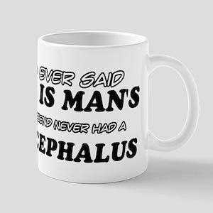Poicephalus designs Mug