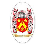 Butson Sticker (Oval 50 pk)