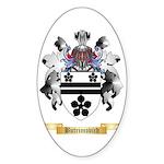 Butrimovich Sticker (Oval)