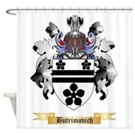 Butrimovich Shower Curtain