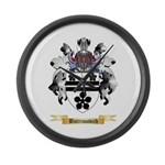 Butrimovich Large Wall Clock