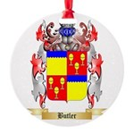 Butler Round Ornament
