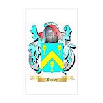 Butler (English) Sticker (Rectangle)