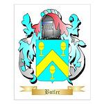 Butler (English) Small Poster