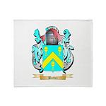 Butler (English) Throw Blanket