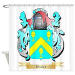 Butler (English) Shower Curtain