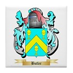 Butler (English) Tile Coaster