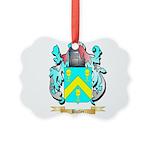 Butler (English) Picture Ornament