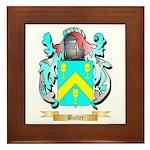 Butler (English) Framed Tile