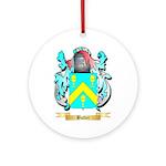 Butler (English) Ornament (Round)