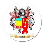 Butler (Ormonde) Round Car Magnet