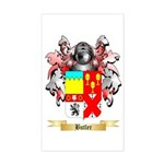 Butler (Ormonde) Sticker (Rectangle)