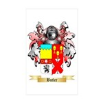 Butler (Ormonde) Sticker (Rectangle 50 pk)